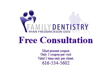 Dr Lee Fredrickson-Wyoming MI Dentist
